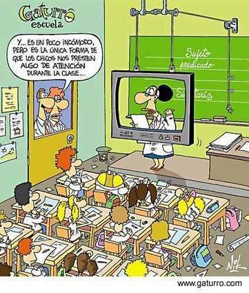 ¡ A revolucionar el aula! Educar en el siglo XXI! | Las TIC en el aula de ELE | Scoop.it