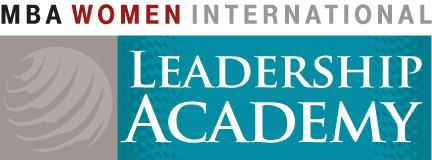 MBA Women International                     Leadership Academy