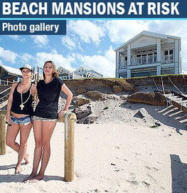 $20m bill to save beachfront mansions Gold Coast Top Story | goldcoast.com.au | Gold Coast, Queensland, Australia | Sustain Our Earth | Scoop.it