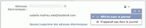Facebook Change l'Adresse Par Défaut de Votre Compte Facebook [Attention]   Community Manager : Partagez le meilleur du web 2.0!   Scoop.it
