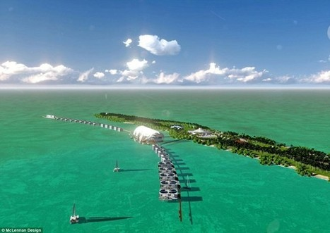 Leonardo DiCaprio's Eco-Resort Plan for Pristine Island in Belize | Celebrity | Scoop.it