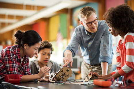 Classroom Tech Plugs Kids Into Maker Movement | Technology Resources for K-12 Education | Scoop.it