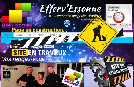 Nouveau site dans 48h | Efferv'Essonne - La rédaction | Scoop.it