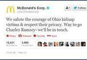 McDonald's: Still going to 'be in touch' with Ramsey? - MSN News - MSN News | Service Design with Customers for Branded Service Experiences | Scoop.it