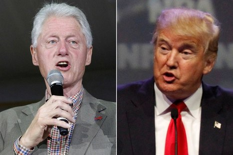 Trump ad hurls sexual-assault accusations against Bill Clinton | Business Video Directory | Scoop.it