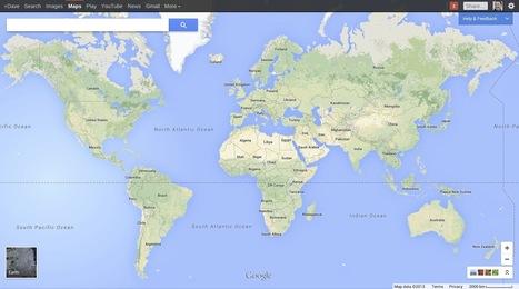 Le Google Maps nouveau est arrivé ! - Actualité Abondance | Agerix; les news | Scoop.it