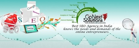 Best SEO Agency in India knows the Needs and Demands of the Online Entrepreneurs | Web Design, Website Development & Digital Marketing Company | Scoop.it