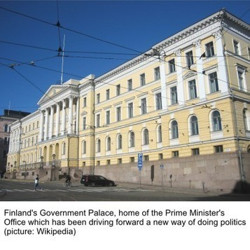 Finland, the world's first country with truly experimental governance | Peer2Politics | Scoop.it