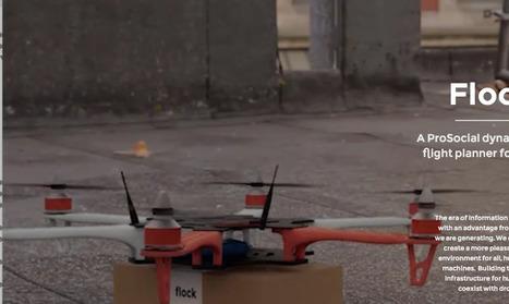 Flock (USA) | Drones Start-Ups | Scoop.it