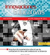 Innovaciones educativas. Revista de la Universidad Nacional de Educación a Distancia de Costa Rica   CUED   Scoop.it