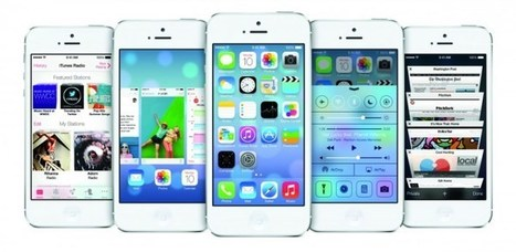 Is iOS 7 making you seasick? Here's how to turn off the parallax effect. | Real Estate Plus+ Daily News | Scoop.it