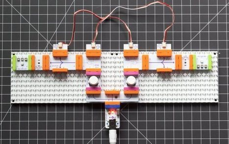 Getting Started with littleBits - Make: ~ by Matt Richardson & Aya Bdeir | :: The 4th Era :: | Scoop.it