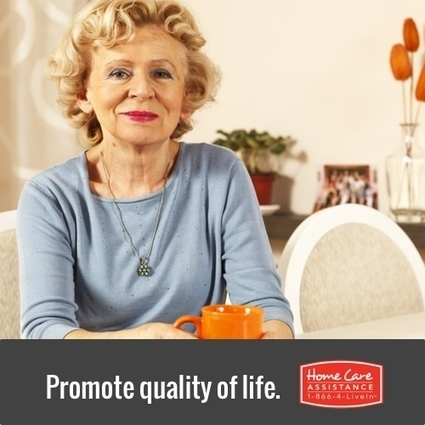 Helping a Senior Live Well with Parkinson's disease | Home Care Assistance of Oklahoma | Scoop.it
