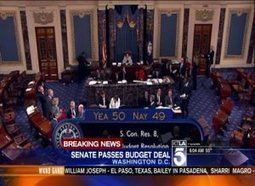 Senate Passes First Budget Proposal In Four Years | Gov & Law skinny | Scoop.it