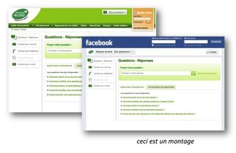 Limites de la relation client en banque et assurance sur les réseaux sociaux - Culture Banque | e-CRM actors | Scoop.it