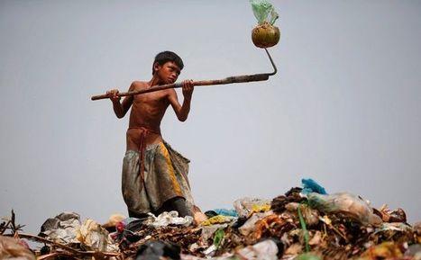 Maailmassa heitetään ruokaa hukkaan kuin roskaa | Maantiede | Scoop.it