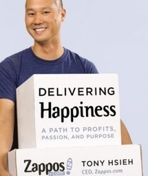 10 Lessons Every Entrepreneur Can Learn From Zappos CEO Tony Hsieh | Leadership in style | Scoop.it