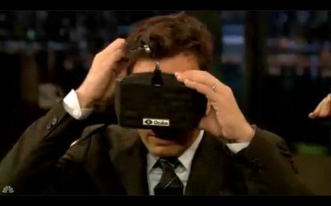 Facebook buys Oculus Rift for $2 billion – Hypergrid Business | Logicamp.org | Scoop.it