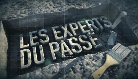 Rentrée 2015 : Les experts (du passé), saison 1, 30 épisodes - INRAP | Enseigner l'Histoire-Géographie | Scoop.it