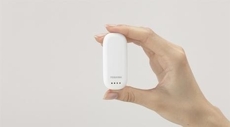 Toshiba dévoile un capteur dédié à la santé et compatible avec ... - Frandroid | Google | Scoop.it