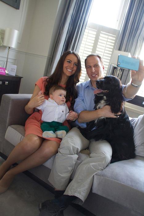 The Duchess of Cambridge's first Mother's Day | notonthehighstreet blog | Business Stuff | Scoop.it