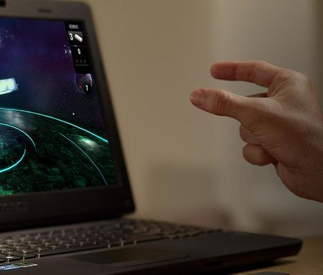 Cool tool: Leap Motion Controller | Public Relations & Social Media Insight | Scoop.it