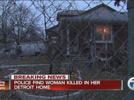 Man shot and killed by Detroit Police in Dearborn after woman found dead in home | Littlebytesnews Current Events | Scoop.it