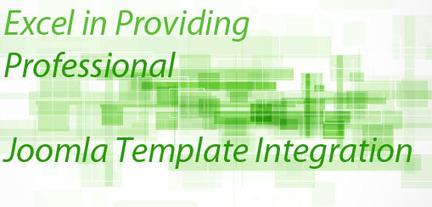 Joomla Template Integration - Narmadatech | Narmadatech | Scoop.it