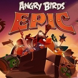 Angry Birds Epic is a turn-based RPG | Insert Coin - Gaming | Scoop.it