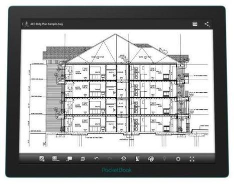 PocketBook présente le CAD Reader - Ere Numérique | e-paper - e-ink - le papier électronique | Scoop.it