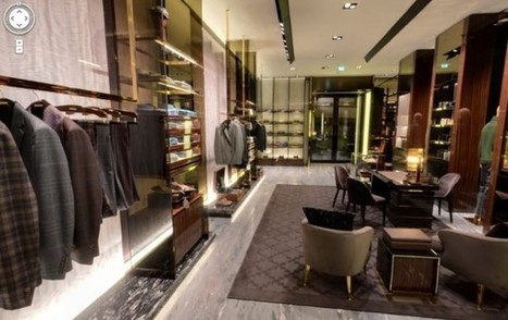 Google and Gucci team up for virtual store | Google Business Photos | Scoop.it
