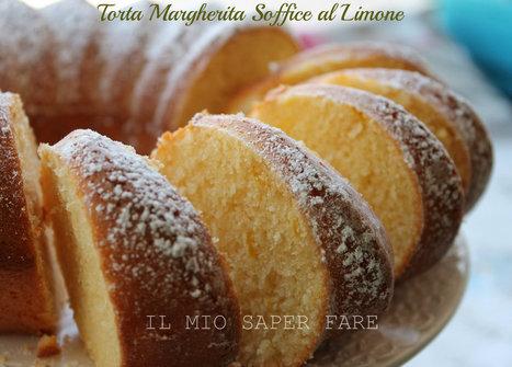 Torta Margherita soffice al limone | cupcake maniac | Scoop.it