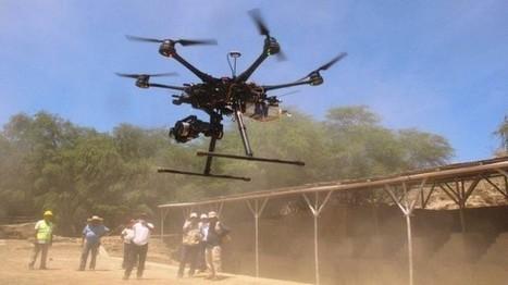 Diez formas innovadoras de usar drones alrededor del mundo | El Comercio Perú - El Comercio | Innovación Comercial | Scoop.it