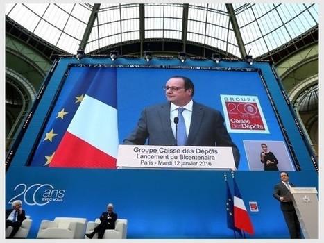 François Hollande dope le logement social et la rénovation énergétique | D'Dline 2020, vecteur du bâtiment durable | Scoop.it