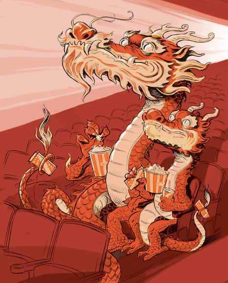 Cannes: Chinese Toon Shingle Mili Launches LA Office - Hollywood Reporter | Machinimania | Scoop.it