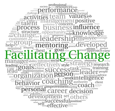 Change Management- 4 Factors that Distinguish Successes from Failures - Vistage Executive Street Blog | The business value of technology | Scoop.it