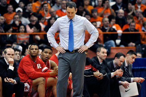 Rutgers Fires Basketball Coach Mike Rice After Video Goes Public | Sports Management; Varma, S | Scoop.it