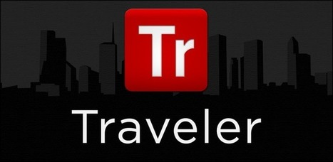 The Traveler - Applications Android sur GooglePlay   Android Apps   Scoop.it