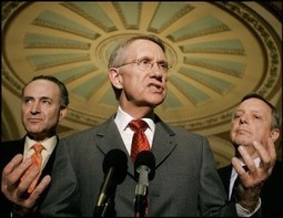 duh, obomber senate henchthug #Reid exempts his congressional leadership staff from #ObamaSCAM