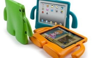 8 Fun and Practical iPad Cases for Kids   Go Go Learning   Scoop.it