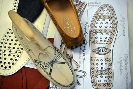 Tod's, la chaussure italienne qui marche même en temps de crise - Libération | Mode et tendance | Scoop.it