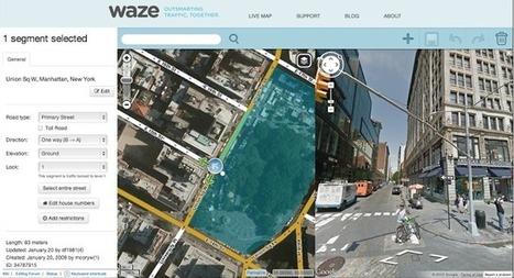 O blog do Google Brasil: Novas características em breve: aplicativos Google Maps e Waze melhores do que nunca | Geografando | Scoop.it