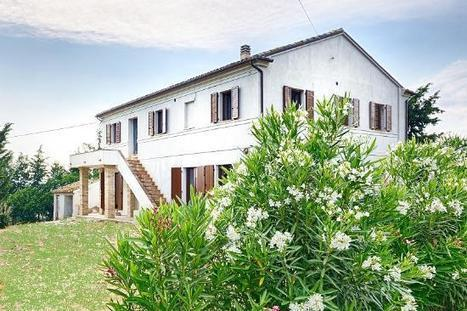 Best Le Marche Properties for Sale   Restored Farmhouse, Montelupone   Le Marche Properties and Accommodation   Scoop.it