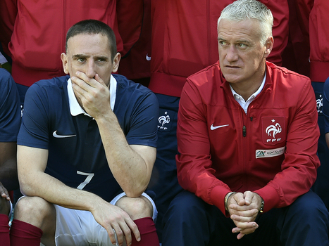 World Cup 2014: Franck Ribery RULED OUT for France and will play no part in Brazil | FIFA World Cup Brazil 2014 | Scoop.it