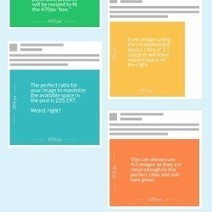 The Unofficial Guide to Facebook's New News Feed Image Sizes | Visual.ly | Facebook2 | Scoop.it