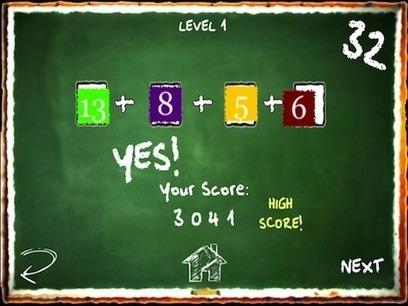 Een paar iOS rekenapps gemaakt door docenten | Leren met ICT | Scoop.it