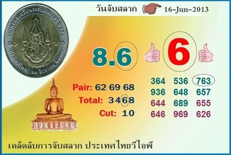 Thailand lottery, Thai Lotto | Reliable Services of Thailand lottery Tips | Thailand lottery, Thai Lotto – Queen Thai Lottery | Scoop.it