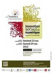 ROUMICS : Innovation sociale et numérique | Economie Responsable et Consommation Collaborative | Scoop.it