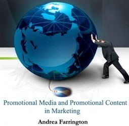 Promotional Media and Promotional Content in Marketing | E-books on Business, Management & Economics, Commerce: Business Studies, Accountancy & Economics | Education | Scoop.it