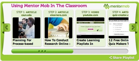 """mentomob: """"Mob"""" Mentality Hits Informal Learning 